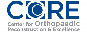 Logo for CORE Center for Orthopaedic Reconstruction & Excellence