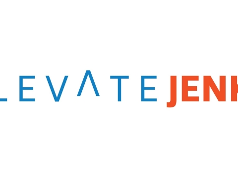 A graphic for the Chamber's economic development division, Elevate Jenks.