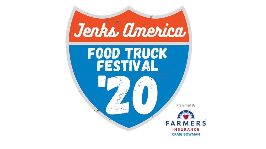 A graphic for the Jenks America Food Truck Festival, held Aug. 29.