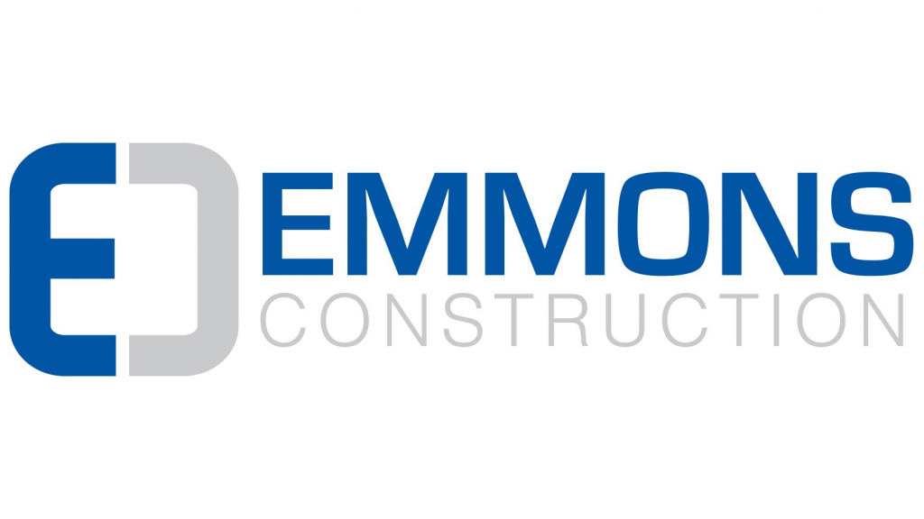 Emmons Construction logo