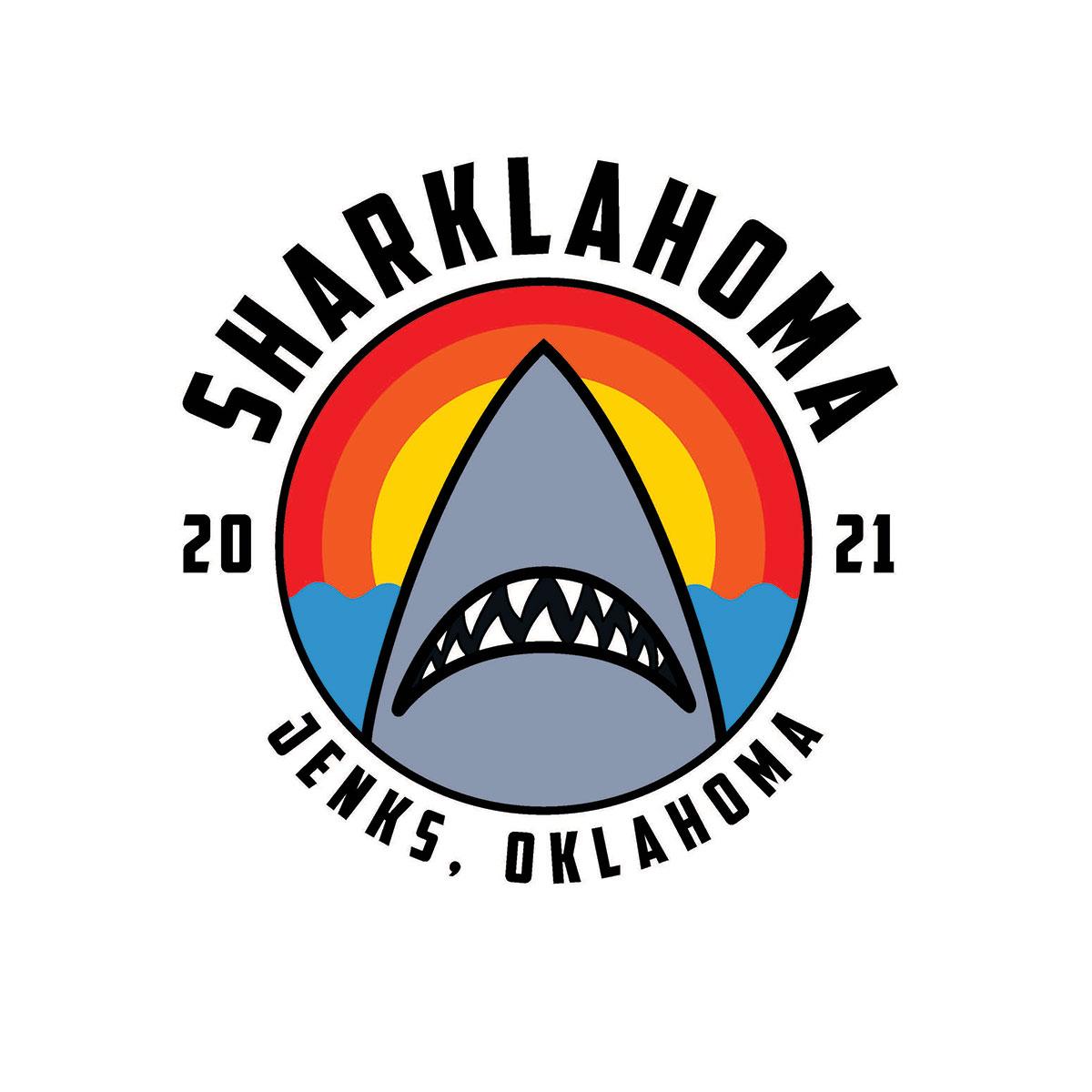 Sharklahoma 2021 logo
