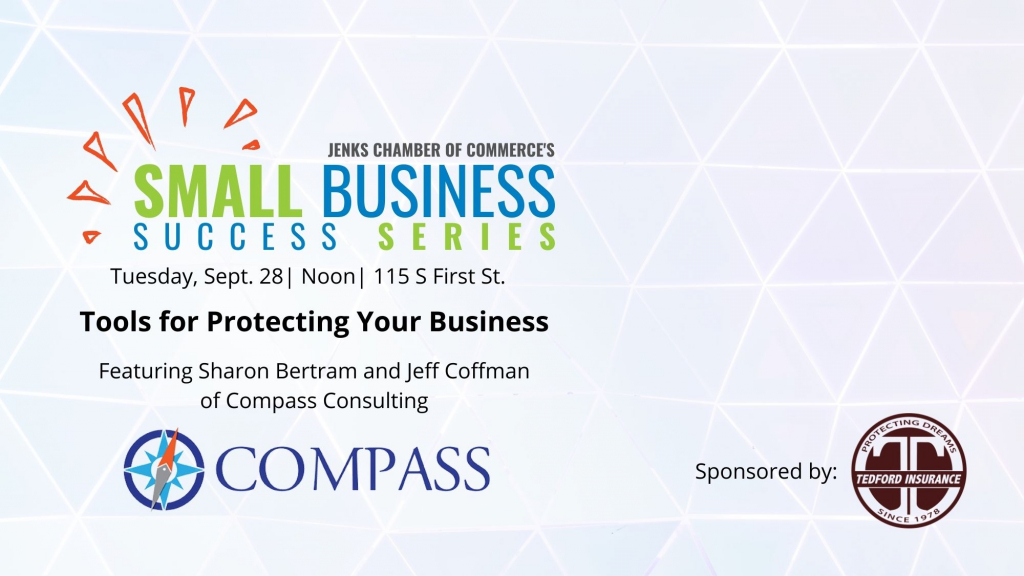Compass Consulting will share tools for protecting your business Sept. 28.
